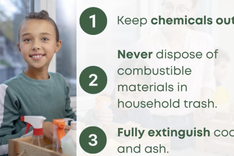 Garbage Waste Safety Tips